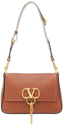 Valentino VRING Small leather shoulder bag