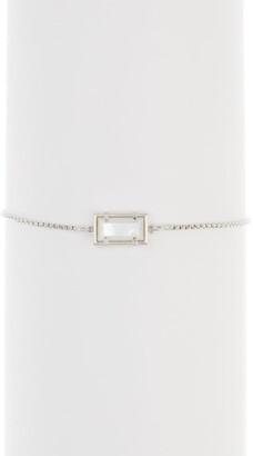 Kendra Scott Phillipa Rhodium Plated Brass Bracelet