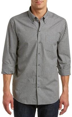 Cutter & Buck Men's Long Sleeve Victoria Check Shirt