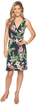 Tommy Bahama Le Tigre Orchid Short Dress Women's Dress