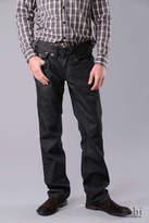 True Religion Ricky Straight Leg Jeans in Body Rinse
