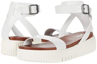 Mia Lunna (White) Women's Sandals