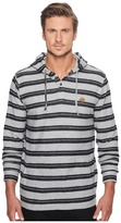 Rip Curl Estero Hooded Long Sleeve Knit Men's Clothing
