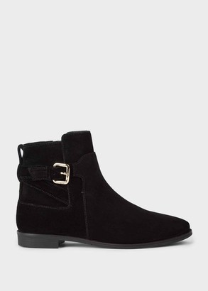 Hobbs Zoe Suede Ankle Boots