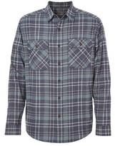 Royal Robbins Men's Performance Flannel Plaid Long Sleeve Shirt 42387