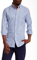 Bonobos Hubert Tattersall Long Sleeve Slim Fit Shirt