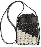Paco Rabanne 14#01 Mini Bucket Bag