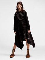 DKNY Mixed Media Full Dress
