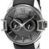 Non Signé / Unsigned Non Signe / Unsigned Black Steel Watches