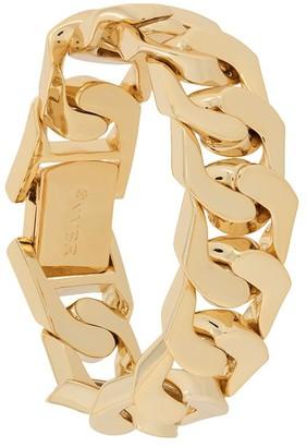 Numbering Big Chain Bracelet