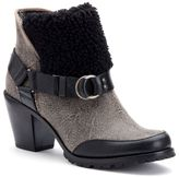 Woolrich Miss Alice Women's Western Heeled Ankle Boots