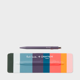 Paul Smith Caran d'Ache + 849 Damson Ballpoint Pen