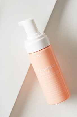 Go-To Properly Clean Facial Cleanser By in Orange
