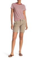 SUPPLIES BY UNION BAY Nadeen Stretch Twill Bermuda Shorts