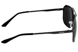 Breed Men's Polarized Aviator Sunglasses - Norma