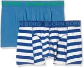 Bjorn Borg Men's 2-Pack Poolside Boxer Brief
