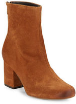 Free People Cecile Suede Ankle Boots