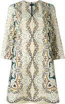 Etro floral print dress - women - Cotton - 42
