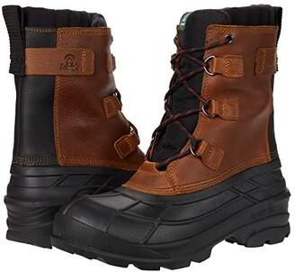 Kamik Alborg Plus (Black) Men's Boots
