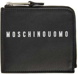 Moschino Black Fantasy Wallet