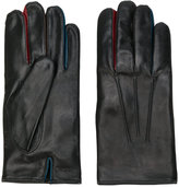 Paul Smith classic fitted gloves - men - Lamb Skin/Wool - S