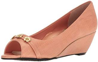 SoftStyle Soft Style by Hush Puppies Women's Adley Wedge Pump