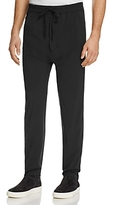 Vince Stretch Nylon Drawstring Track Pants