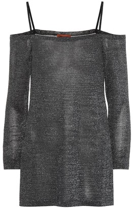 Missoni Knitted metallic sweater