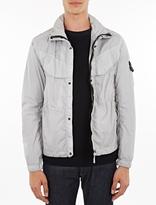 Grey Garment-dyed Performance Tela Jacket