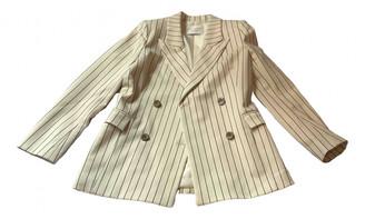 LES COYOTES DE PARIS Beige Polyester Jackets