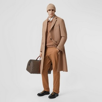 Burberry Classic Fit Cotton Chinos
