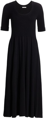 The Row Zakaria Midi Dress