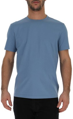 Prada Crew Neck Fitted T-Shirt