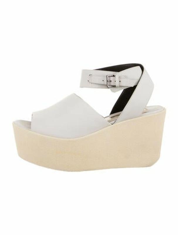 Derek Lam Fabian Open-Toe Sandal Leather Sandals