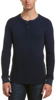 Thumbnail for your product : Mills Supply Splendid Men's Long Sleeve Thermal Henley