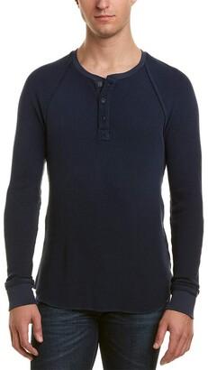 Mills Supply Splendid Men's Long Sleeve Thermal Henley