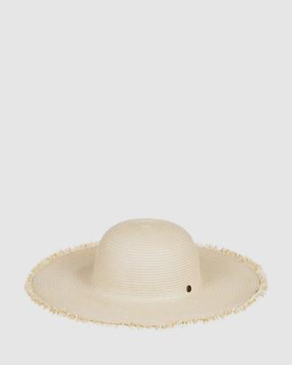 Roxy Womens Retro Vibes Straw Sun Hat