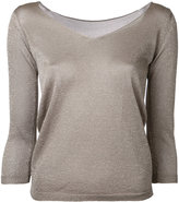 Roberto Collina fine knitted top