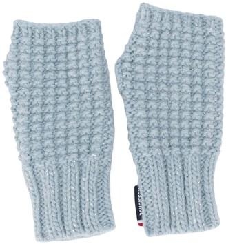 Rossignol Fingerless Knitted Gloves