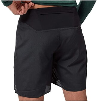 On Lightweight Shorts (Black) Men's Shorts