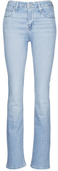 Levi's Levis 725 HIGH RISE BOOTCUT women's Bootcut Jeans in Blue