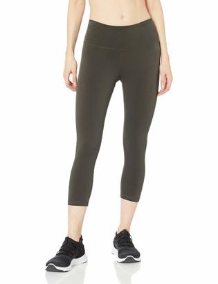 Amazon Essentials Women's Performance Capri Legging