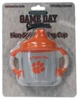 Bed Bath & Beyond Clemson University 8 oz. Infant No-Spill Sippy Cup