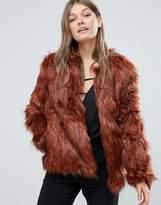 Goldie Faux Fur Jacket