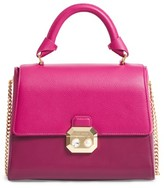 Ted Baker Shirley Leather Crossbody Bag - Pink