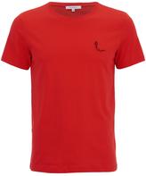 Carven Small Logo Tshirt - Red
