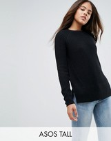 ASOS Tall ASOS TALL Ultimate Chunky Sweater With Crew Neck