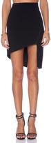 Finders Keepers Love Drunk Asymmetrical Skirt