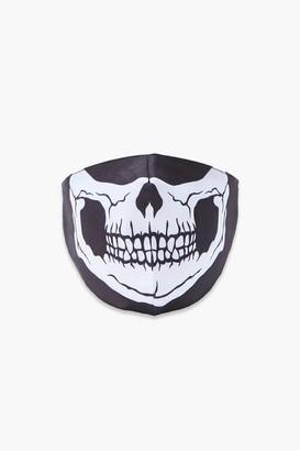 Forever 21 Men Skeleton Face Mask