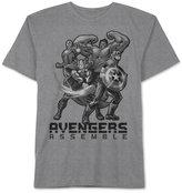 JEM Men's Marvel Avengers Graphic-Print T-Shirt